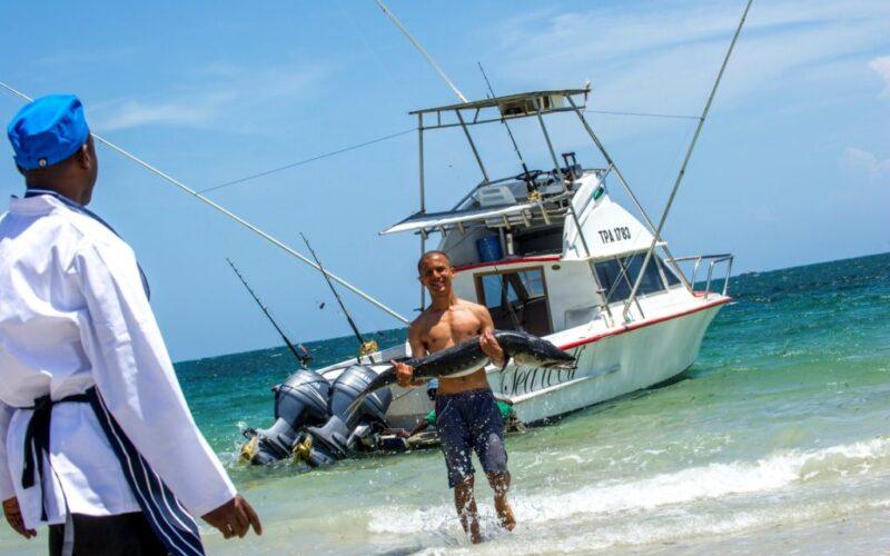 pangani fishing